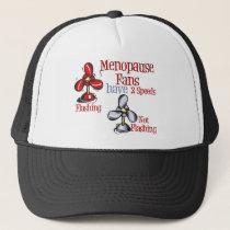 Menopause Fan Trucker Hat