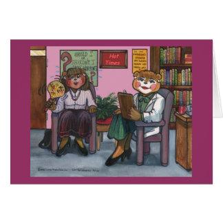 Menopause Greeting Cards