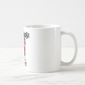 Menopause is Hot Coffee Mug