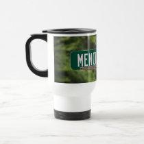 Menopause Lane Travel Mug