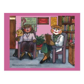 Menopause Postcard