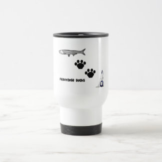 Menopause Sucks Mug