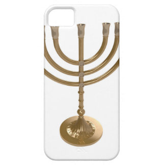 menorah del oro funda para iPhone SE/5/5s