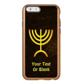 Menorah Flame Incipio Feather® Shine iPhone 6 Case