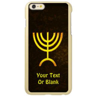 Menorah Flame Incipio Feather® Shine iPhone 6 Plus Case