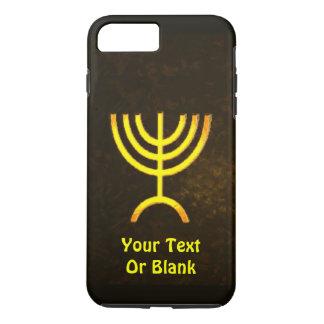 Menorah Flame iPhone 7 Plus Case