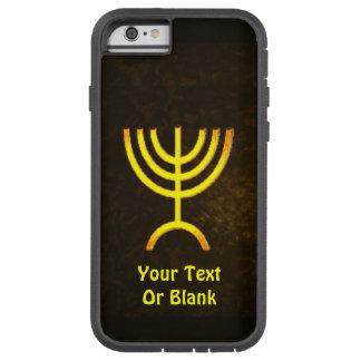 Menorah Flame Tough Xtreme iPhone 6 Case