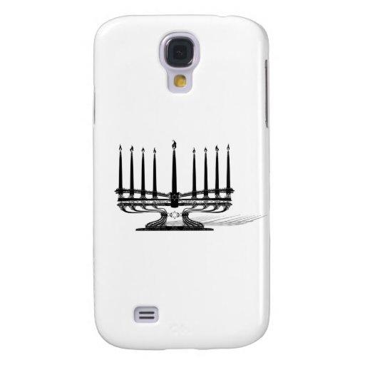 Menorah Funda Para Galaxy S4