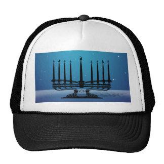 Menorah Trucker Hat