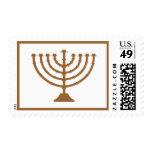 Menorah Stamps