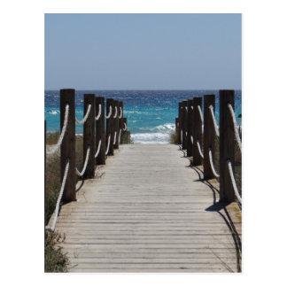 Menorca 5 postcard