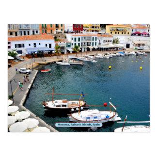 Menorca, Balearic Island, España Tarjetas Postales