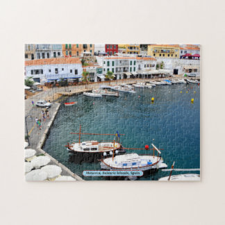 Menorca, Balearic Islands, Spain Jigsaw Puzzle