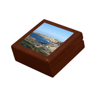 Menorca Scenic Landscape Keepsake Box