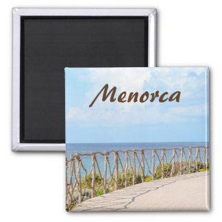 Menorca Traditional Fence Souvenir Magnet