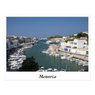 Menorcaa__-3063, Menorca Postcard