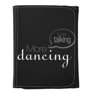 Menos hablar más baile