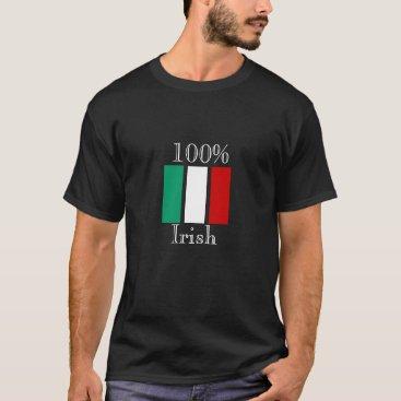 photographybydebbie Men's 100% Irish T-Shirt