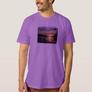 Mens 100% Organic T-Shirt -Fine Jersey Cotton