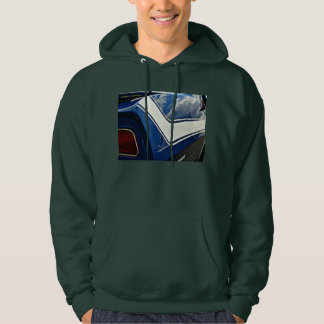 Men's 1969 Chevy Camaro hooded sweatshirt