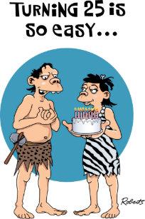 Funny 25th birthday cards zazzle mens 25th birthday greeting card m4hsunfo