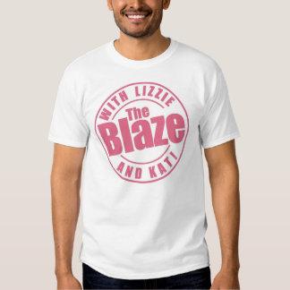 Men's 3X The Blaze shirt
