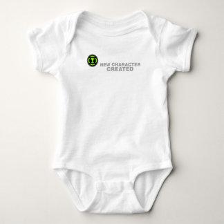 MENS Achievement Unlocked new character created Baby Bodysuit