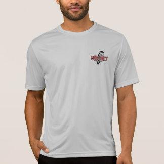 Men's Active Moisture Wicking T-shirt by RunCult