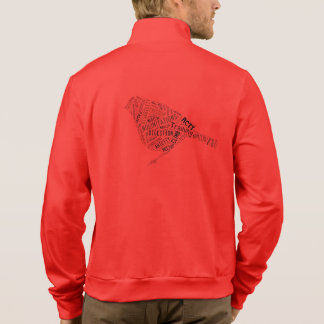 Men's ACTT Training Red Jumper Shirt
