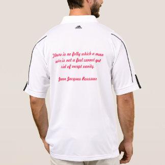 men's adidas golf climalite polo shirt in epigram