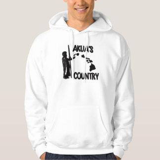 Men's Akua's Country Hooded Sweatshirt