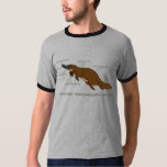 Mens Amazing Platypus Shirt at Zazzle