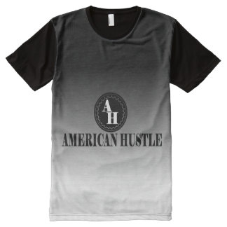 Men's American Apparel All-Over Printed T-Shirt