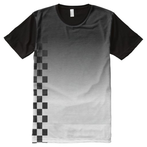 Men 39 S American Apparel All Over Printed T Shirt All Over