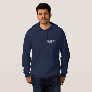 Men's American Apparel California Fleece Hoodie