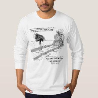Men's American Apparel Fine Jersey Long Sleeve T-S T-Shirt