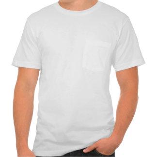 Men's American Apparel Pocket T-Shirt babyPINK