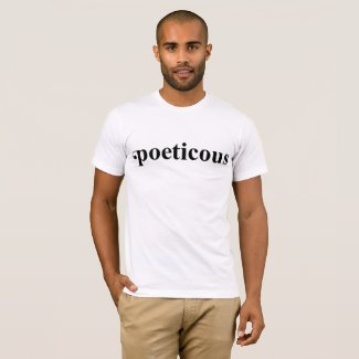 Men's American Apparel Poeticous T-Shirt