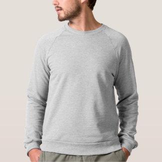 Men's American Apparel Raglan Sweatshirt 6 colors