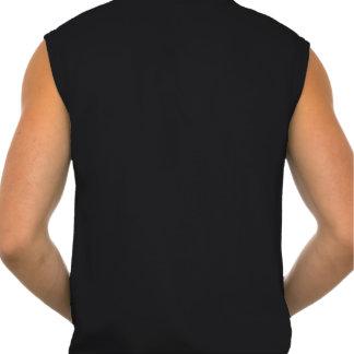 Men's Apparel  Fleece Sleeveles Zip Hoodie, Black Sweatshirt