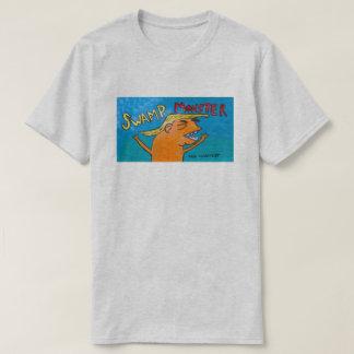 Men's Ash 'SWAMP MONSTER' shirt