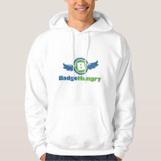 Men's BadgeHungry Hoodie