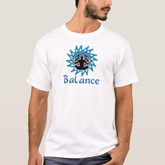 Men's ~ Balance: Meditation & sacred geometry T-Shirt