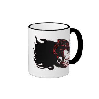 Mens Baseball-Products-Style-1 Ringer Coffee Mug