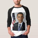 Mens Basic 3/4 Sleeve Raglan T Shirt