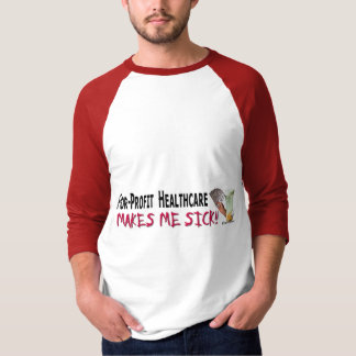 Men's Basic 3/4 Sleeve Raglan Tee Shirt