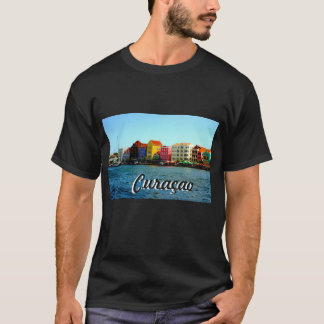 Men's Basic Dark Curacao T-Shirt
