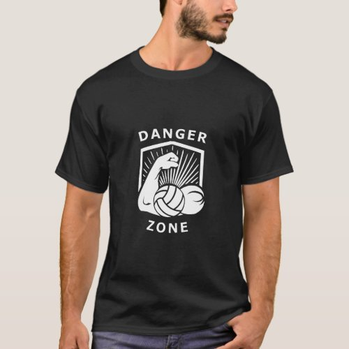 Mens Basic Dark T_Shirt