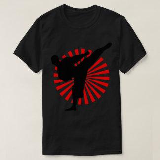 Men's Basic Dark T-Shirt Side Kick