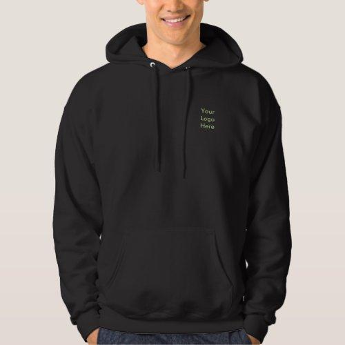 Men's Basic Hooded Contractor Sweatshirt